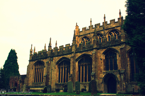 The Church in Chipping Campden