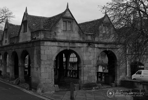The Old Market in Chipping Campden