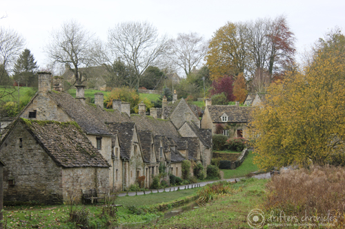 Arlington Row in the Village of Bibury