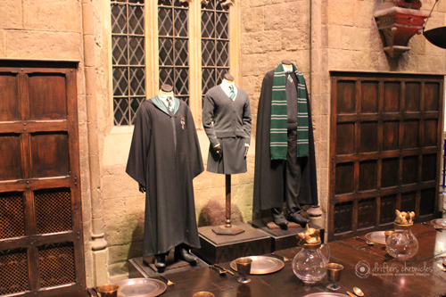 Slytherin Uniforms