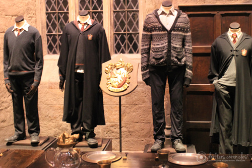 Gryffindor Uniforms