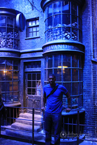 Ollivander's Wand Store