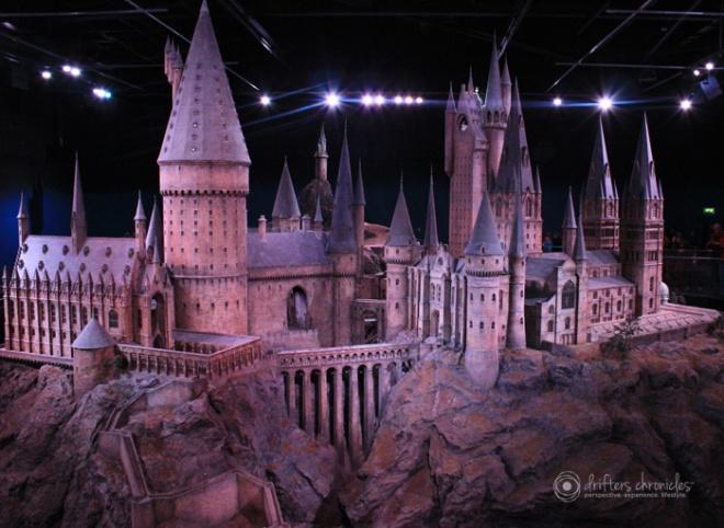 The model castle