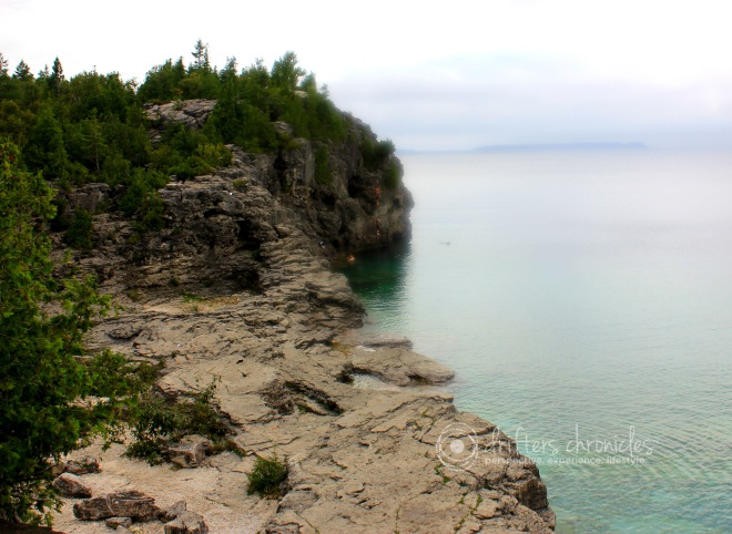 The Grotto in Bruce Peninsula National Park
