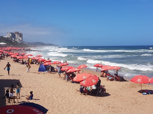 The Coastal Town of Umhlanga, South Africa
